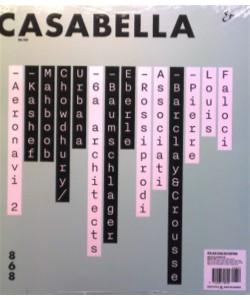 Casabella n.868 Dicembre 2016 - aeronavi - kashef - mahboob