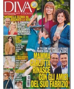 Diva E Donna  - n. 45 - 13 novembre 2018 - settimanale femminile