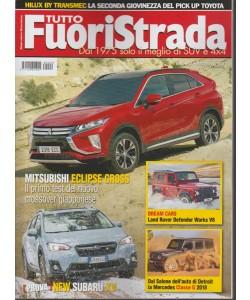 Tutto Fuoristrada - mensile n. 2 Marzo 2018 - Prova: New Subaru XV