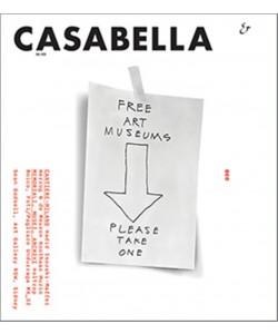CASABELLA aprile 2016 n.860 - rivista mensile di architettura dal 1928