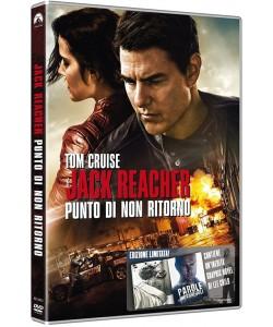 Jack Reacher: Punto di non Ritorno (DVD di Panorama)