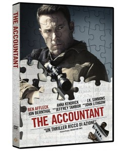 The Accountant (DVD di Panorama)