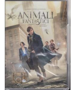 I Dvd Di Sorrisi2 - Animali Fantastici e dove trovarli - 6/11/2018 - n. 24 -