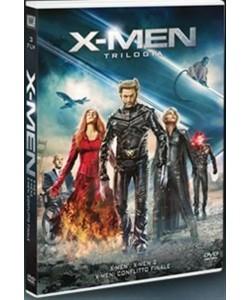 X-Men Trilogia - X-Men / X-Men2 / X-Men: conflitto finale (DVD di Panorama)