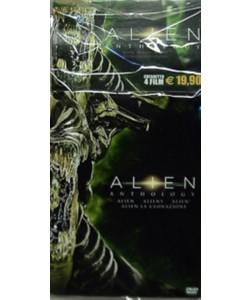 Alien Quadrilogy (4 Film in DVD Panorama)