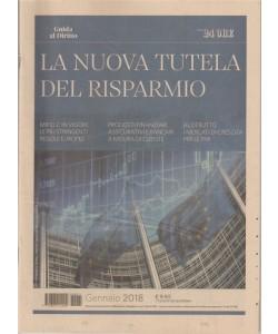La Nuova Tutela del risparmio - Guida al diritto by Il Sole 24 Ore- Gennaio 2018