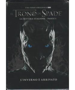 Doppio DVD -Il Trono di Spade: Settima stagione - Parte 1- L'inverno è arrivato