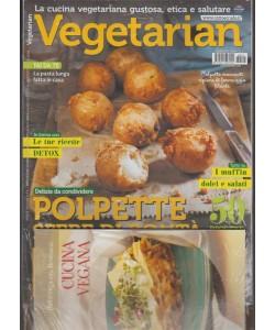 Vegetarian - bimestrale n. 15 Marzo 2018 + Cucina Vegana pocket