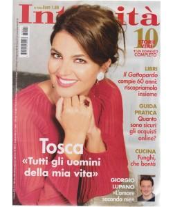 Intimita' - T. D'aquino - n. 45 - 14 novembre 2018 - settimanale