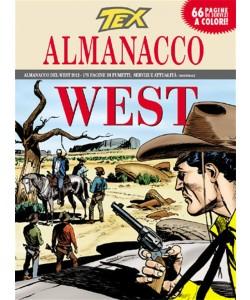 TEX - ALMANACCO DEL WEST 2012 Bonelli editore
