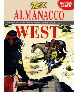 TEX - ALMANACCO DEL WEST 2007 Bonelli editore