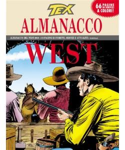 TEX - ALMANACCO DEL WEST 2009 Bonelli editore CAPITAN BLANCO