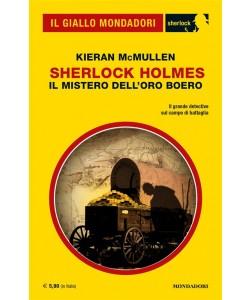 Il Giallo Mondadori Sherlock 22: Sherlock Holmes; Il mistero dell'oro boero