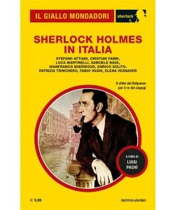 Il Giallo Mondadori Sherlock 28: Sherlock Holmes in Italia