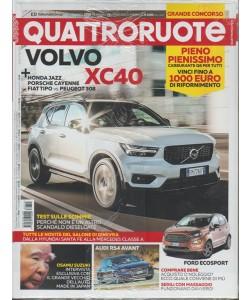 Quattroruote - mensile n. 751 Marzo 2018 - VOLVO XC40