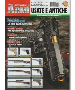 La Vetrina delle Armi (Usate e Antiche) - mensile n. 154 Marzo 2018