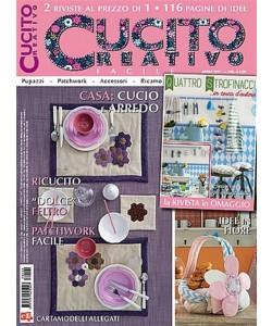 Cucito Creativo facile - mensile n. 106 Aprile 2017
