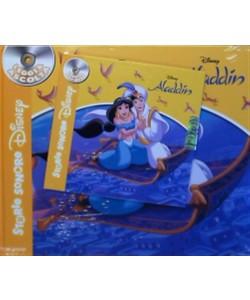 Storie sonore Disney - Aladdin - Mondadori Comics Romanzi