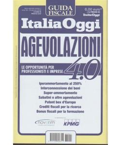 Agevolazioni 4.0-Guida Fiscale Italia Oggi cura di Roberto Lenzi - Gennaio 2018