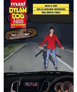 DYLAN DOG Maxi n° 21 - Devil's trip, Con le migliori intenzioni (3 storie complete inedite)