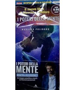 """Focus e Focus Storia """"I poteri della mente"""", firma Massimo Polidoro"""