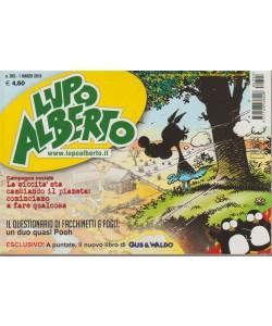 Lupo Alberto - mensile n. 393 Marzo 2018