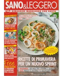 Sano & Leggero - Mensile n. 3 Marzo 2018 by Mela rossa