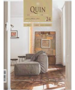 Quin - Quaderno di Interni - bimestrale n. 24 Gennaio 2018