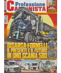 Professione Camionista - mensile n. 234 Marzo 2018