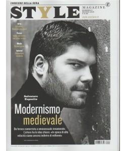 Style Mensile - mensile n. 3 Marzo 2018 Salvatore Esposito