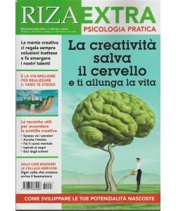 Riza Extra: Psicologia pratica - bimestrale n. 1 Marzo 2018 - La Creativita...