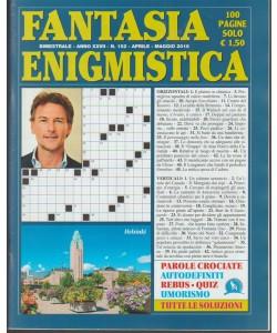 Fantasia Enigmistica - bimestrale n. 152 Aprile 2018 Helsinki