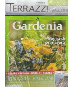 Gardenia - mensile n. 407 Marzo 2018 + Terazze e balconi