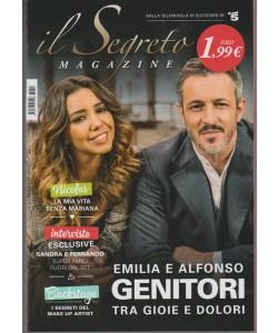 Il Segreto Magazine - mensile n. 43 Marzo 2018 i segreti del Make Up Artist