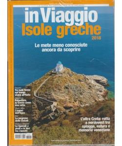 """In Viaggio - mensile n. 246 - Marzo 2018 Isole Greche """"2018"""""""