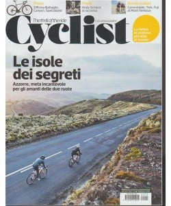 Cyclist - mensile n. 20 Febbraio 2018 The thrill of the ride