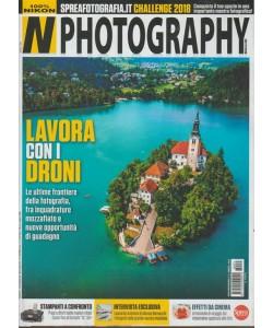 Nikon Photography Magazine - mensile n. 73 Aprile 2018 Lavora con i Droni