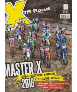 X Off Road - mensile n. 108 Febbraio 2018 by Dueruote