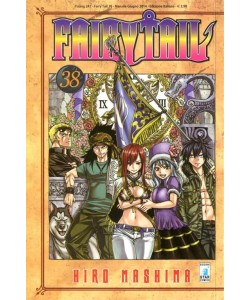 Fairy Tail (M63) - N° 38 - Fairy Tail - Young Star Comics