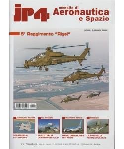 JP4 - mensile di aeronautica e spazio n. 2 Febbraio 2018 English summary  inside