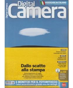 Digital Camera Magazine- Mensile n.188 Aprile 2018 CD con Videoguide in italiano