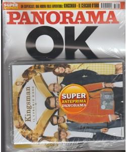 Panorama - settimanale n. 6(2696) - 25 Gennaio 2018 + DVD Kingsman