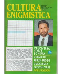 Cultura Enigmistica - n. 298 - mensile - aprile 2018