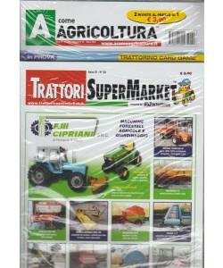 A Come Agricoltura - mensile n. 52 Marzo 2018 + Trattori Super Market