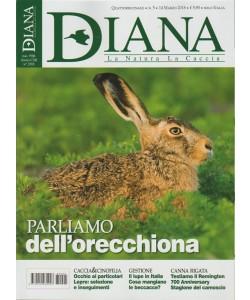 Diana:La Natura La Caccia - Quattordicinale n. 5 - 14 marzo 2018