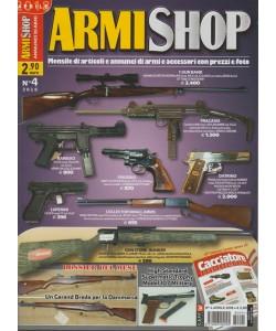 Armi Shop - mensile n. 4 Aprile 2018 - Annunci di Armi