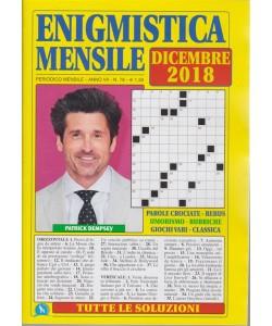 Enigmistica mensile - n. 76 - mensile - dicembre 2018 -