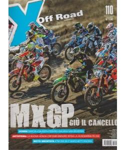 X Off Road - mensile n. 110 - Aprile 2018 MXGP giù il cancello