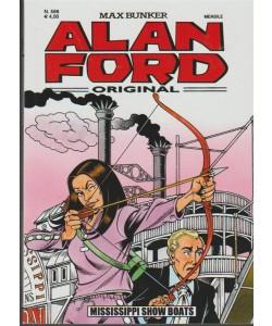 Alan Ford Original - Mensile n. 586 Aprile 2018 Mississippi Show Boats