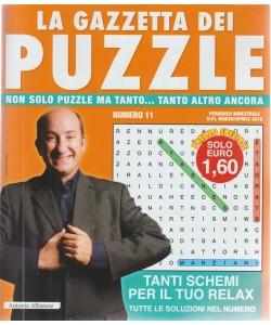 lLa Gazzetta Dei Puzz - La Gazzetta Dei Puzzle n. 11 - periodico bimestrale marzo - aprile 2018